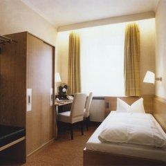 Hotel Jedermann 2* Стандартный номер с различными типами кроватей фото 9