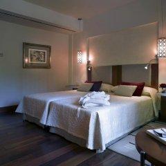 Отель Parador De Granada 4* Стандартный номер с различными типами кроватей фото 3