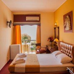 Отель Galini Palace 3* Стандартный номер с двуспальной кроватью фото 11