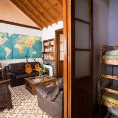 La Terrera Youth Hostel комната для гостей фото 2