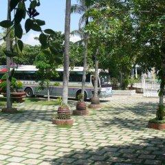 Отель Hai Au Mui Ne Beach Resort & Spa Фантхьет парковка