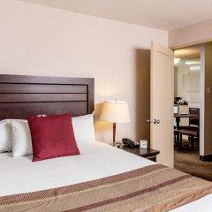 Campus Tower Suite Hotel 3* Люкс Премиум с различными типами кроватей фото 2