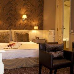 Hotel Prinsenhof 4* Стандартный номер с различными типами кроватей фото 2