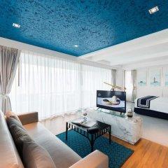 A-One The Royal Cruise Hotel Pattaya 4* Люкс с различными типами кроватей