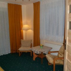 Отель Pokoje Gościnne Koralik в номере