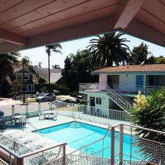 Отель Pacific Crest Hotel Santa Barbara США, Санта-Барбара - отзывы, цены и фото номеров - забронировать отель Pacific Crest Hotel Santa Barbara онлайн бассейн