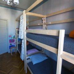 Artist Hostel na Kievskoy Кровать в общем номере с двухъярусной кроватью фото 3