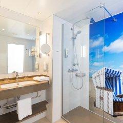 Отель Carat Golf & Sporthotel 4* Номер Комфорт с различными типами кроватей фото 4