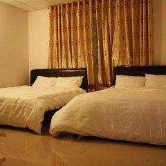 Отель Backpacker Inn Dalat Далат комната для гостей
