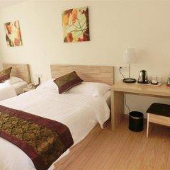 Guangdong Baiyun City Hotel 3* Стандартный семейный номер с двуспальной кроватью фото 5