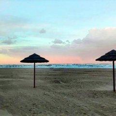 Hotel Principe di Piemonte пляж