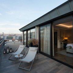 Отель 10 Karakoy Istanbul балкон