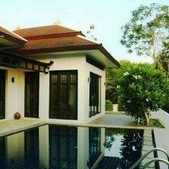 Отель Buabaan Villa by Kalayanuwat 2* Стандартный номер с различными типами кроватей фото 11