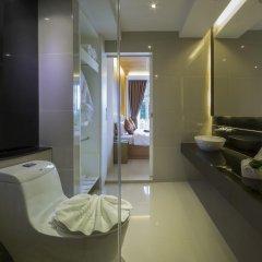 Отель Hamilton Grand Residence 3* Люкс с различными типами кроватей фото 29