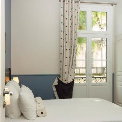 Qualys Le Londres Hotel Et Appartments 3* Номер Комфорт фото 10