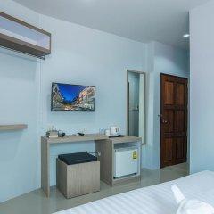 Отель Lada Krabi Express 3* Стандартный номер с различными типами кроватей фото 11