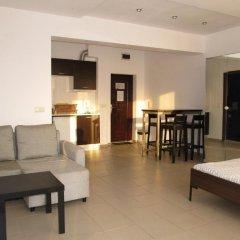 Отель Aparthotel Cote D'Azure 3* Студия Эконом с различными типами кроватей фото 11