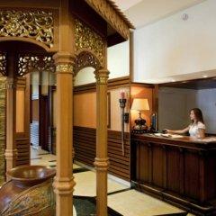 Отель Emerald Resort Studios Равда интерьер отеля