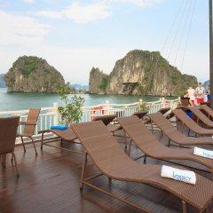 Отель Halong Legacy Legend Cruise бассейн фото 3