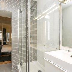 Отель Delightful Lisbon City Apartment Португалия, Лиссабон - отзывы, цены и фото номеров - забронировать отель Delightful Lisbon City Apartment онлайн ванная