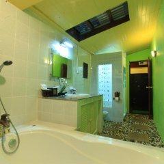 Отель Saladan Beach Resort 3* Бунгало с различными типами кроватей фото 43
