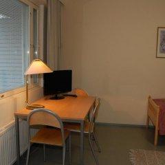 Отель Finnhostel Joensuu Йоенсуу удобства в номере