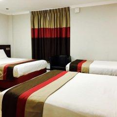 Royal Cambridge Hotel 3* Стандартный семейный номер с двуспальной кроватью фото 5
