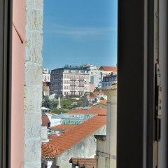 Отель Bairro Alto Comfort Carmo балкон