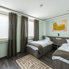 Отель Bürgerhofhotel 3* Стандартный номер с двуспальной кроватью фото 6