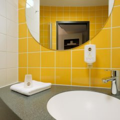 B&B Hotel Nürnberg-Hbf ванная