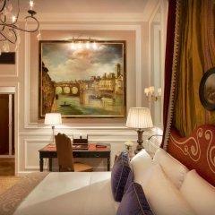 Отель The St. Regis Florence интерьер отеля