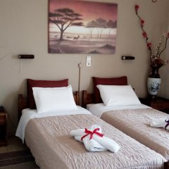 Отель Amaryllis 2* Стандартный номер с различными типами кроватей фото 4