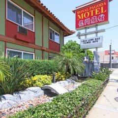 Отель Royal Pagoda Motel фото 5
