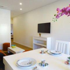 Отель RS Porto Campanha Апартаменты разные типы кроватей фото 9