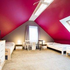 Moon Hostel Стандартный номер с различными типами кроватей