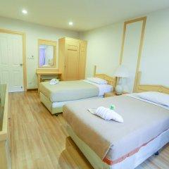 Отель Deeden Pattaya Resort 3* Стандартный номер с различными типами кроватей фото 4