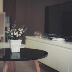 Отель Condotel Ha Long Апартаменты с различными типами кроватей фото 26