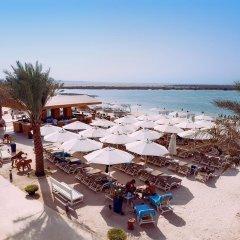 Отель Yas Island Rotana пляж фото 2