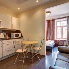 Апартаменты СТН Апартаменты на Невском 60 Студия с различными типами кроватей фото 10