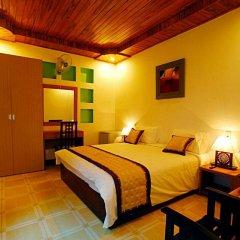 Отель Flower Garden Homestay 3* Улучшенный номер фото 16