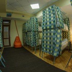 DimAL Hostel Almaty Кровать в женском общем номере двухъярусные кровати