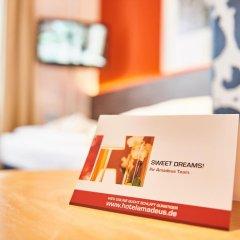 Отель Amadeus 4* Апартаменты с различными типами кроватей фото 5