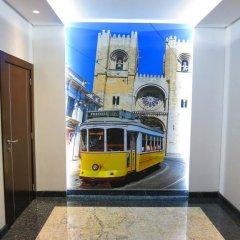 Отель Empire Lisbon Hotel Португалия, Лиссабон - отзывы, цены и фото номеров - забронировать отель Empire Lisbon Hotel онлайн городской автобус