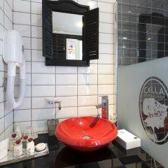 Cella Hotel & SPA Ephesus Турция, Сельчук - отзывы, цены и фото номеров - забронировать отель Cella Hotel & SPA Ephesus онлайн ванная