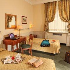Hotel Delle Vittorie 3* Стандартный номер с двуспальной кроватью фото 2