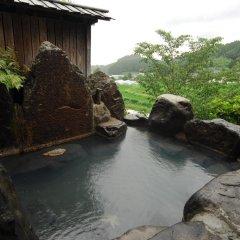 Отель Ryokan Yunosako Япония, Минамиогуни - отзывы, цены и фото номеров - забронировать отель Ryokan Yunosako онлайн бассейн фото 2