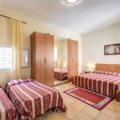 Отель Buonarroti Suite 2* Стандартный номер с различными типами кроватей фото 13