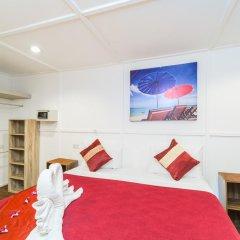 Rich Resort Beachside Hotel 2* Люкс с различными типами кроватей фото 2