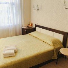 Гостиница Гермес 3* Номер Эконом с двуспальной кроватью фото 3