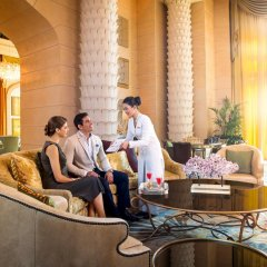 Отель Atlantis The Palm 5* Люкс Royal Bridge с двуспальной кроватью фото 8